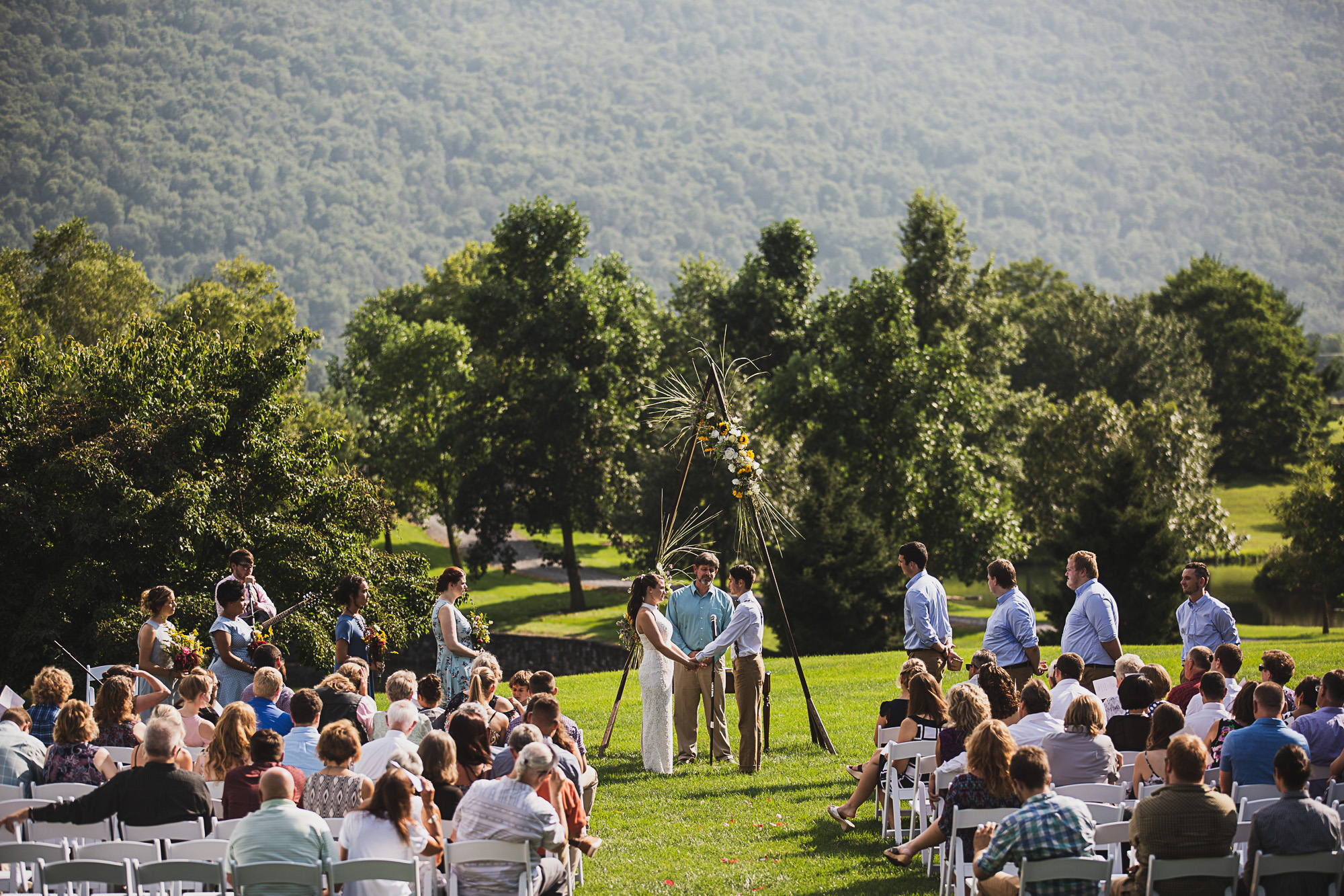 One Barn Farm Mifflinburg Weddings